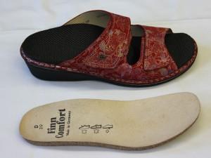 Spezialeinlage Bequem Schuh